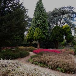 mooi plekje in het park