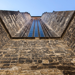 Basiliek centrum in Praag