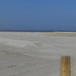 Pano  strand  Vluchtenburg  De badgasten kunnen komen
