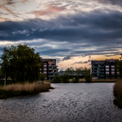Almere in HDR - 1